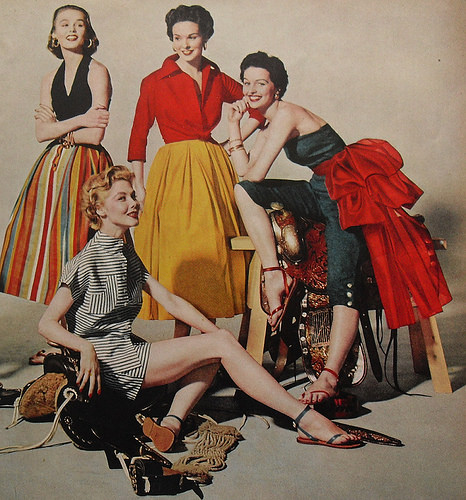 Beautiful Fashion In The 1950s Clothing Styles Trends Pictures Amp History