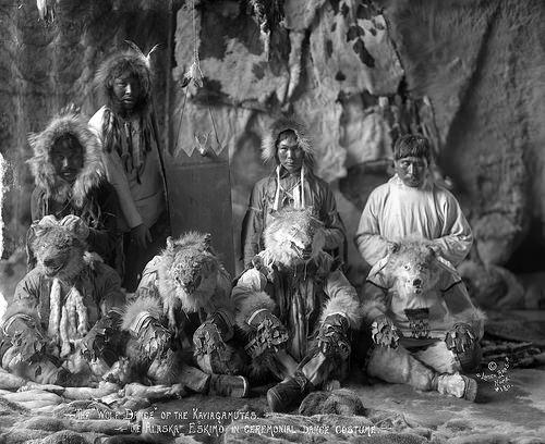 Inuit Wolf Dance