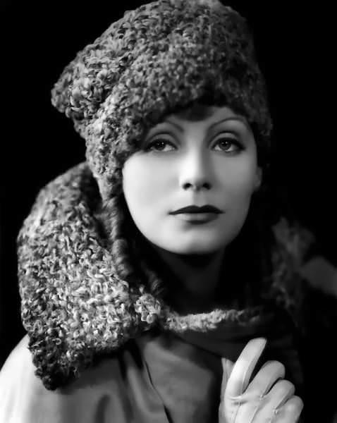 Greta Garbo from 1932
