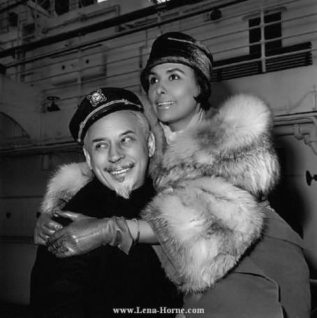 Lena Horne with Lennie Hayton