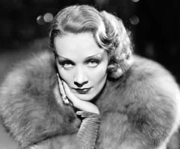 Marlene Dietrich 1930s