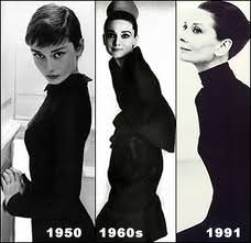Audrey was able to remain stylish and fabulous over her lifetime