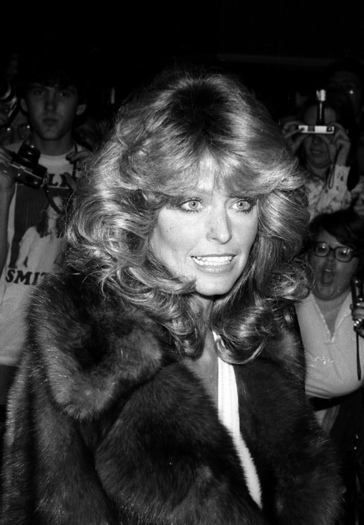 Farrah Fawcett America's girl next door was the subject of so much adoration