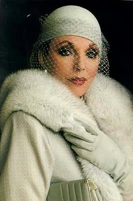 Joan Collins in her Dynasty days