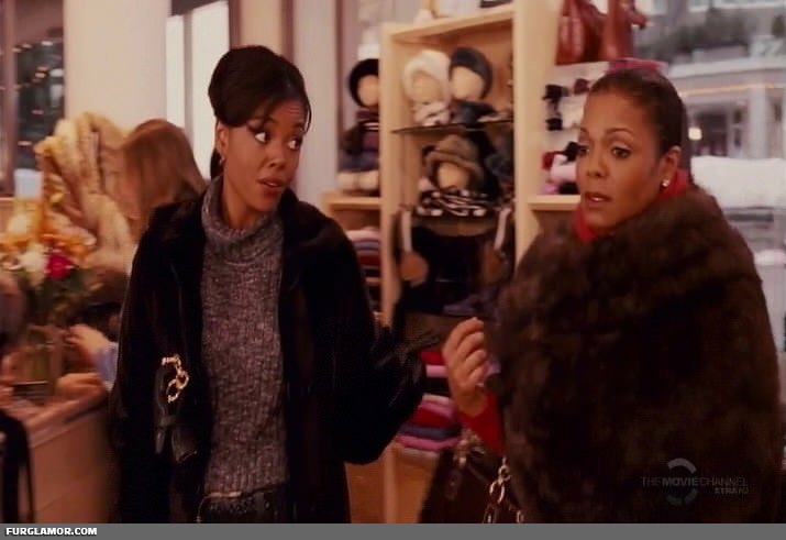 Janet Jackson starred in the 2009 Tyler perry smash hit Why Did I Get Married