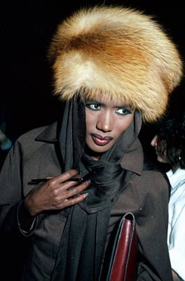 Fashion and music icon Grace Jones set many trends that still endure today