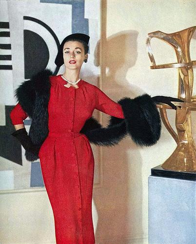 1952 Dorian Leigh