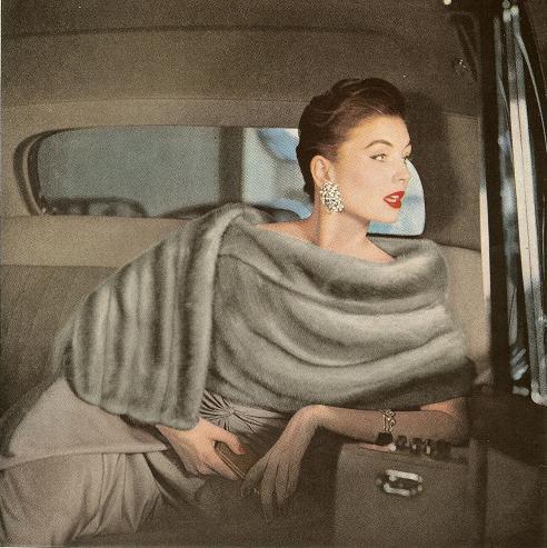 Model Suzy Parker