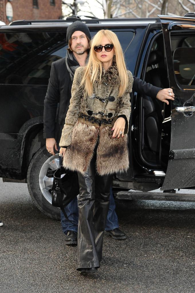 A-List stylists like Rachel Zoe make real fur an A-List choice