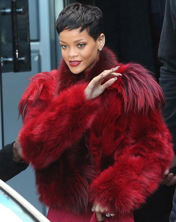 Celebrity Fashion Trends: Fur