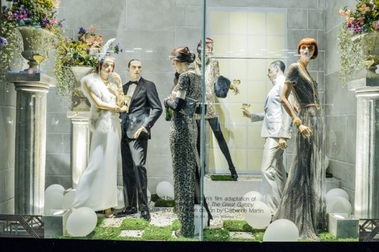 Holt Renfrew store windows from earlier this year | Animal Rights Goes Wrong | Things That Make You Go Hmmm…