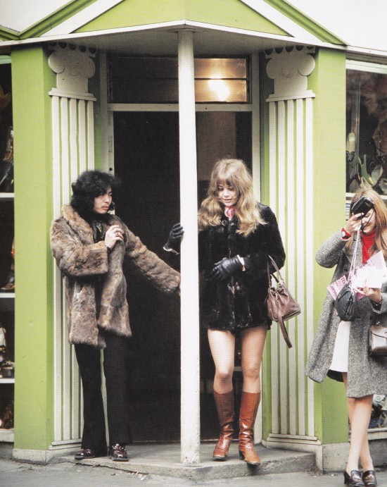 Redefining gender style on Carnaby Street, 1969 | London's Swinging Sixties | The Original Fashion Blitz