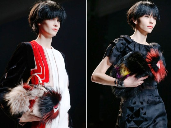 Fendi Spring/Summer 2014 | Animal Rights Goes Wrong | Things That Make You Go Hmmm…