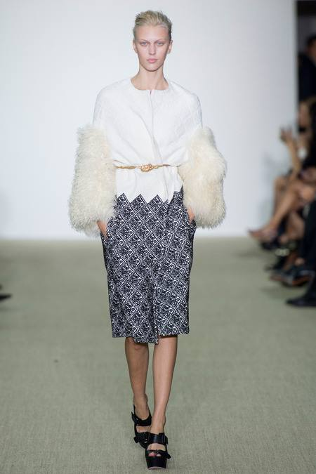 Giambattista Valli Spring/Summer 2014 | Animal Rights Goes Wrong | Things That Make You Go Hmmm…