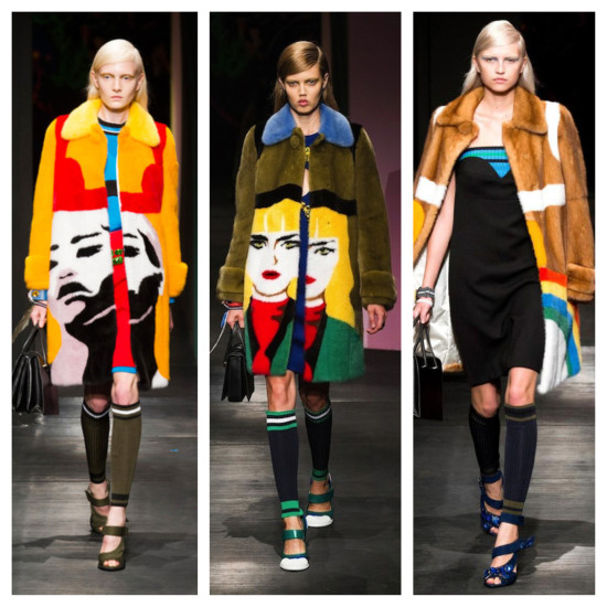 Prada Spring/Summer 2014 | Animal Rights Goes Wrong | Things That Make You Go Hmmm…