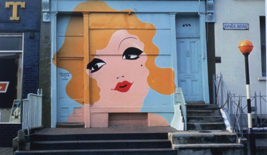 Youthquake goes mural | London's Swinging Sixties | The Original Fashion Blitz