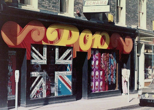 Pop Boutique | London's Swinging Sixties | The Original Fashion Blitz