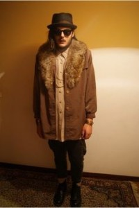 Too cool for school | Vintage Furs, Always A Must | HIPSTER VALUES