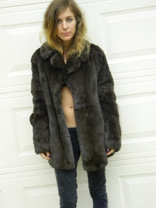 Hipster must: vintage fur | Vintage Furs, Always A Must | HIPSTER VALUES