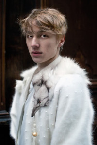 Boys love their fur collars (Photo by Still in Berlin) | Vintage Furs, Always A Must | HIPSTER VALUES