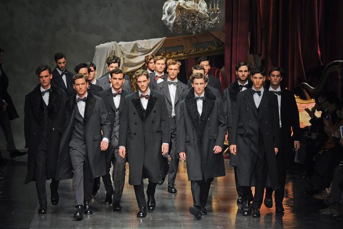 Dolce e Gabbana - Fall-Winter 2012-2013