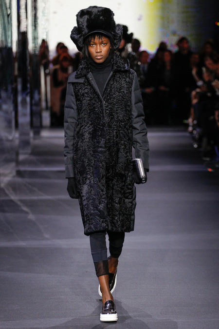 Moncler Gamme Rouge - Fall 2014-Winter 2015