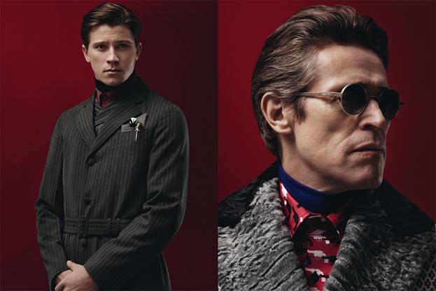 Prada Menswear Fall 2012 Ad Campaign