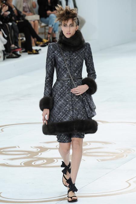 Chanel - Haute Couture Fall 2014-Winter 2015