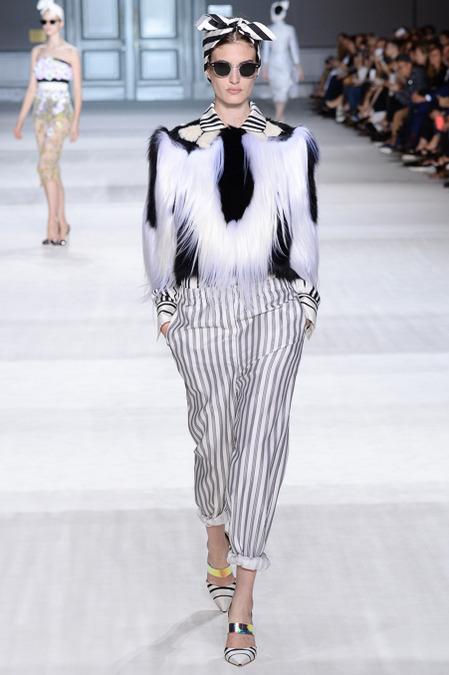 Giambattista Valli - Haute Couture Fall 2014-Winter 2015
