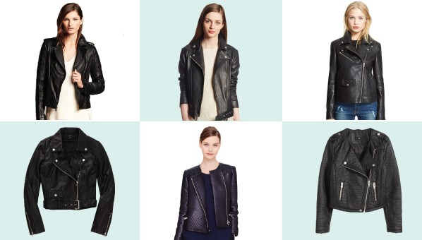 "6 Leather Jackets ""That Need To Be On Your Shopping Radar For Fall"" (www.SheFinds.com)"