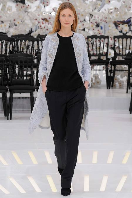 Christian Dior - Haute Couture Fall 2014-Winter 2015