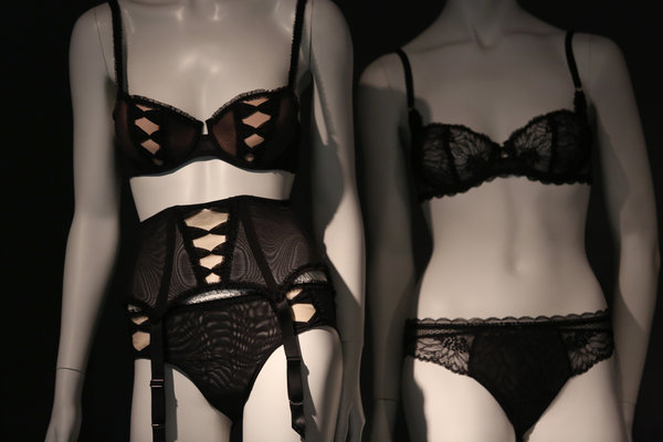 Gallery view of EXPOSED: A History of Lingerie (recent examples)