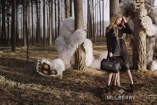 Mulberry - Fall 2012-Winter 2013 Campaign