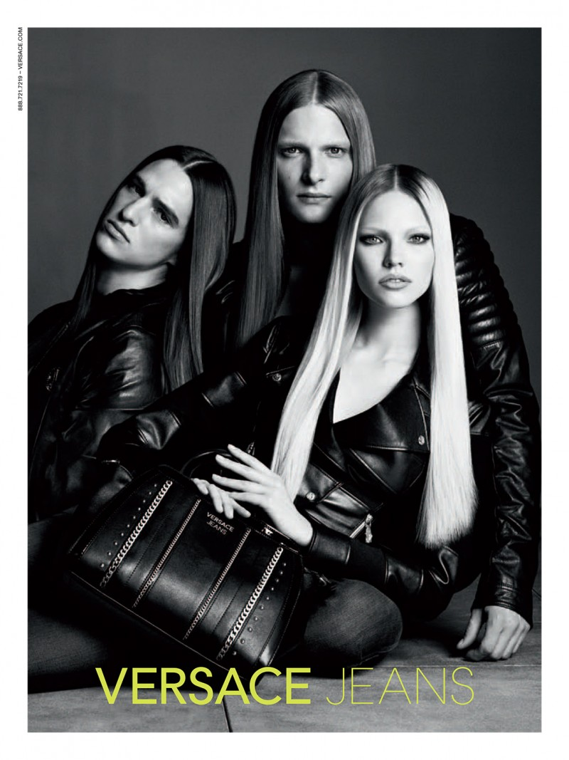 Versace Jeans - Fall 2014-Winter 2015 Campaign