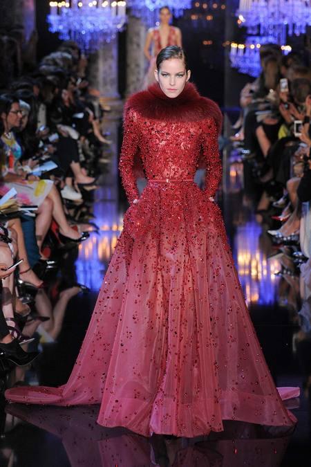 Elie Saab - Haute Couture Fall 2014