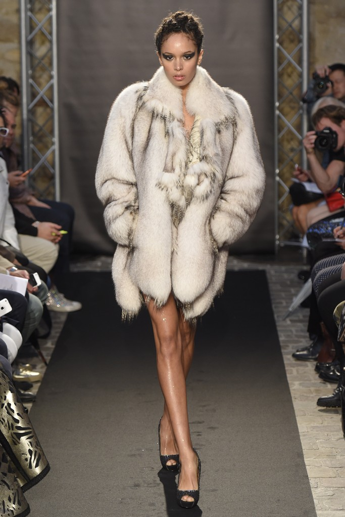 Fred Sathal - Haute Couture Fall 2014-Winter 2015