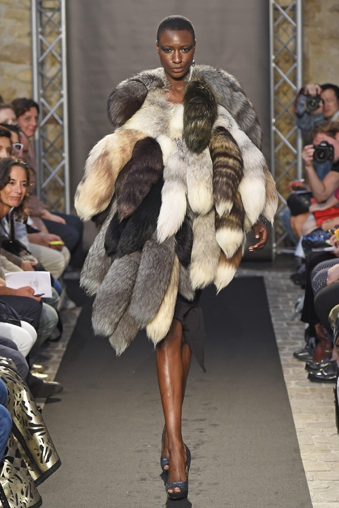 Image result for couture furs