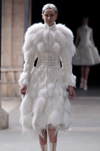 Alexander McQueen - Fall 2011/Winter 2012 Collection