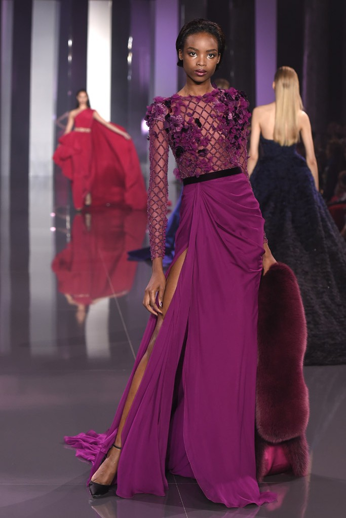 Ralph & Russo - Haute Couture Fall 2014-Winter 2015