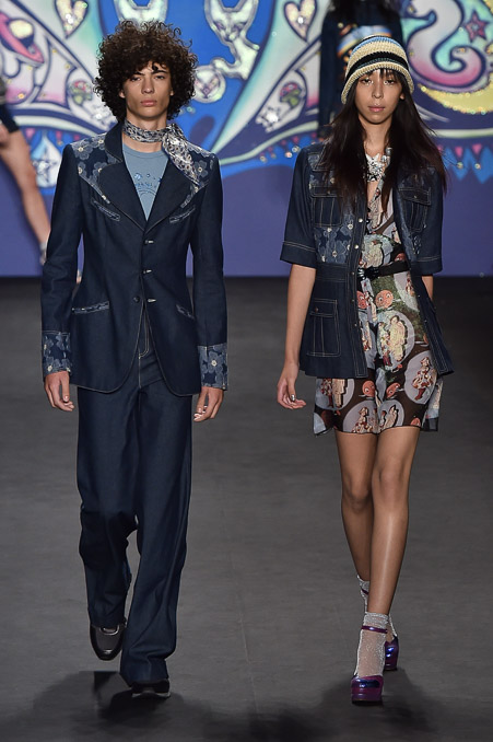 Anna Sui - Spring-Summer 2015