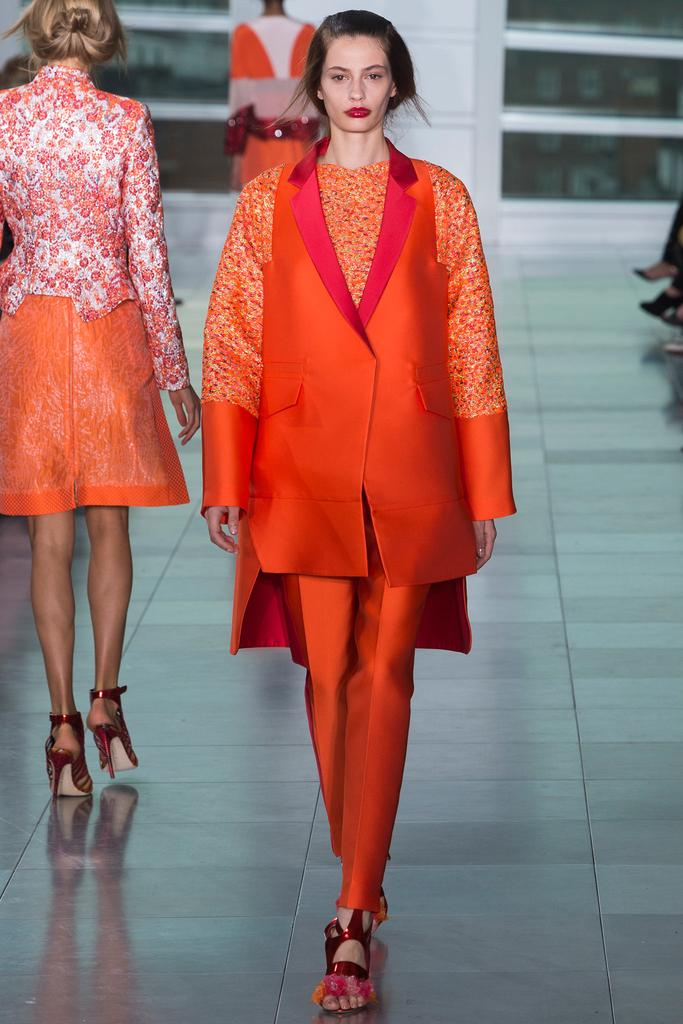 Antonio Berardi - London Fashion Week Spring-Summer 2015