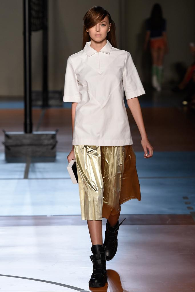Au Jour Le Jour - Milan Fashion Week Spring-Summer 2015
