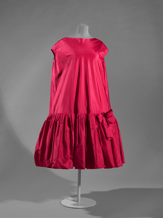 Baby Doll dress, 1958-1959, Balenciaga - Les années 50 : La mode en France, 1947-1957