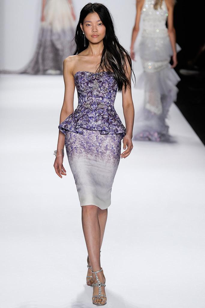 Badgley Mischka - New York Fashion Week Spring-Summer 2015