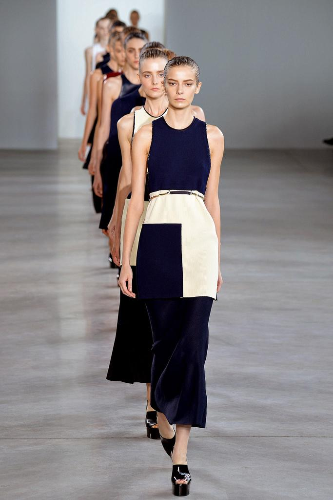 Calvin Klein Collection - Spring-Summer 2015