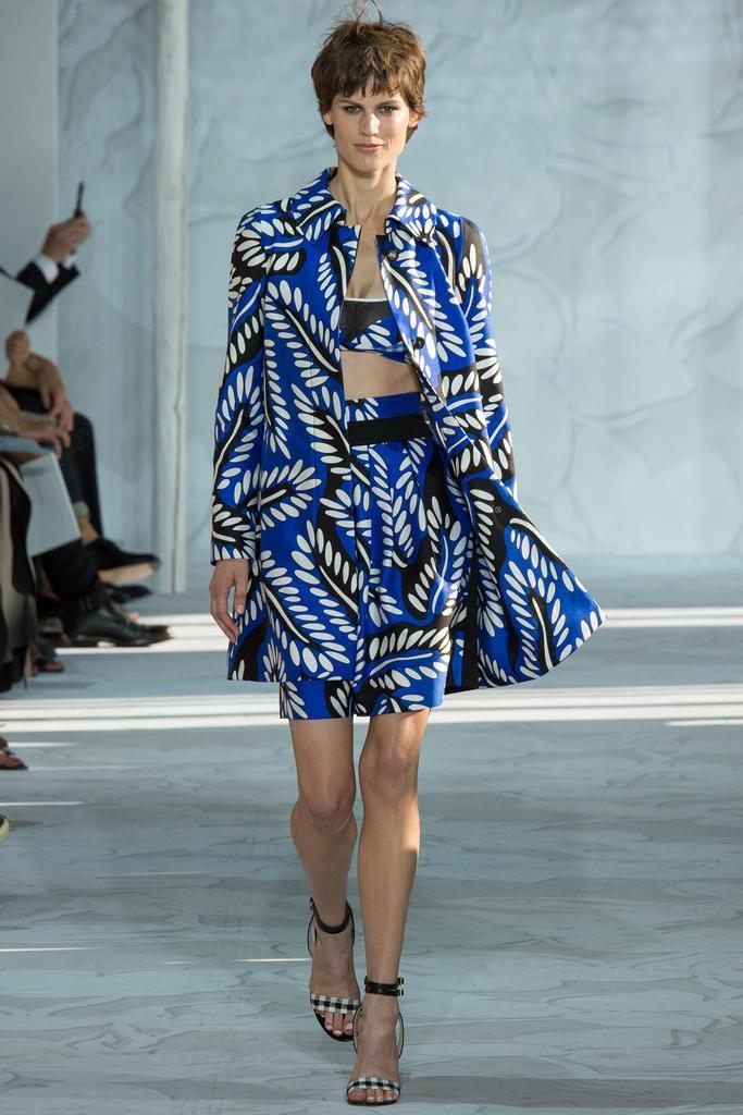 Diane von Furstenberg - Spring-Summer 2015