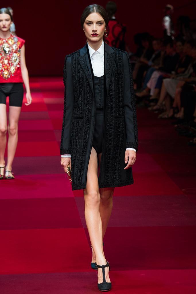 Dolce & Gabbana - Spring-Summer 2015