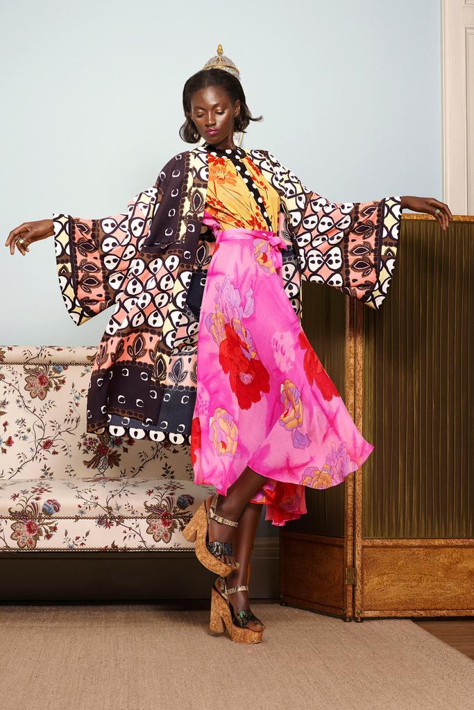 Duro Olowu - London Fashion Week Spring-Summer 2015