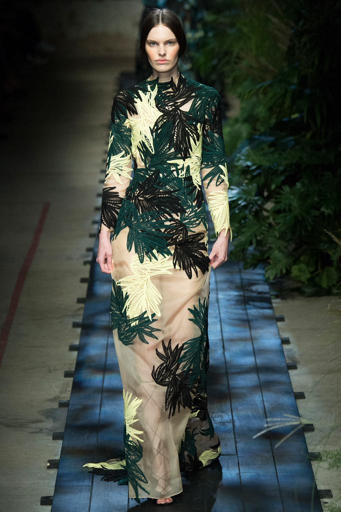 Erdem - London Fashion Week Spring-Summer 2015