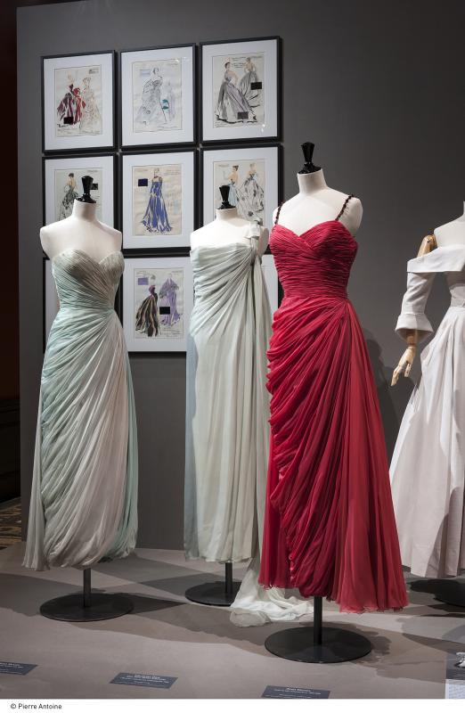 Gallery view - Evening looks - Les années 50 : La mode en France, 1947-1957